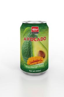 330ml Avocado with Mango Juice