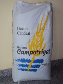 Candeal: High Quality Bakery Wheat Flour