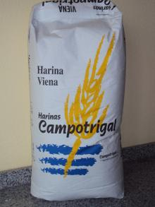 Viena: High Quality Bakery Wheat Flour