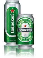 Heinken Beers from Holland