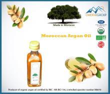 Perfect moisturizer For hair and skin Organic Argan oil