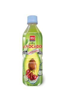 250ml bottle Avocado with Cherry Juice