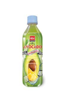 250ml bottle Avocado with Pineapple Juice