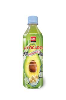 500ml bottle Avocado with Banana juice