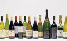 White Wine, Red Wine, Rose Wine and Chardonnay and Other Wines
