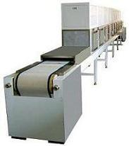 Chinese herbal medicine microwave drying equipment|Mung bean powder microwave drying machine
