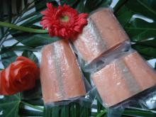 Frozen Pink and Chum Salmon Fish Fillet