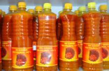 Crude Palm Oil, Rapeseed