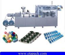 Aluminium plastic Alu-Alu blister packaging machine
