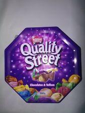 NESTLE QUALITY STREET CHOCOLATE TIN