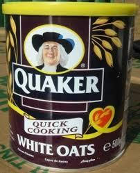 QUAKER OATS 500G TIN FOR SALE
