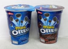 OREO MINI CUP 67G x 24 PCS And 115gr