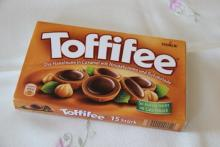 Toffifee 15er 125g RK / Toffifee 15er 125g 1/4 Pal./ Chocolate Available