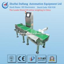 economic check  weigher  for snack and food packs