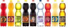 Italian Softdrink: Orange, Bloodorange, Cedrata, Chinotto, Cola, Gassosa, Grapefruit, Spuma Bionda