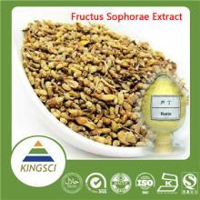 sophora japonica flower extract rutin manufacturers