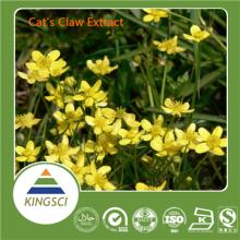 100% natural high quality  herbal  hot selling cat's claw extract 3% alkaloids free sample  bulk  powder