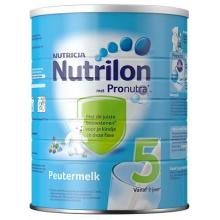 Nutrilon stage 5 Tin / can