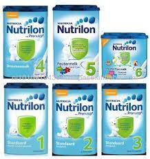 NUTRILON Milk Powder 100% origin straight from Netherlands (Holland).