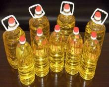 Refined Sunflower Oil, Refined Corn Oil and Rapeseed Oil