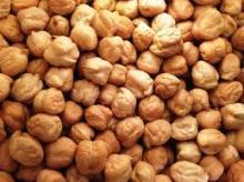 Chickpeas and Buckwheat