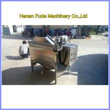 small automatic bean frying machine