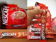 Nescafe 3in1 Available