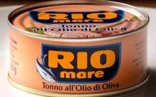 RIO MARE TUNA IN OIL AVAILABLE