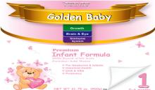 golden baby milk powder