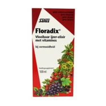 Floradix Red 500ML Dutch