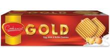 Egg Milk Biscuit Gold Cookies