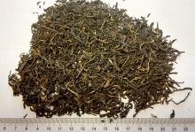 black tea from Yunnan province