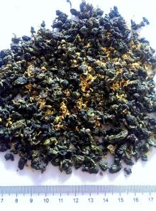 Osmanthus Oolong tea