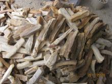 Dried shark meat