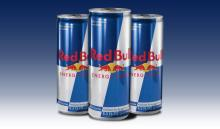 Red bull energy drinks from Austria