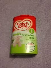 Cow and Gate First Infant Milk From Newborn Stage 1 900g