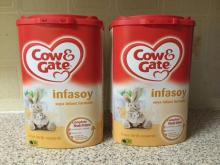 COW & GATE INFANT MILK POWDER (UK)