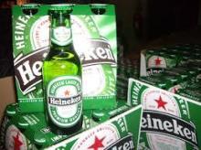 HEINEKENS BEER FROM HOLLAND
