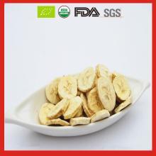 USDA Organic Freeze Dried Organic Banana