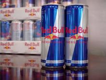 Austria Red Bull Energy drinks