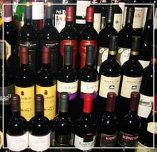 Red and White South African Wines