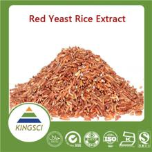 factory supply Red yeast rice extract Lovastatin/Monacolin K