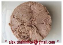 CANNED TUNA CHUNK / SOLID IN OIL or BRINE, CANNED FISH