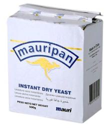 DRY BAKERY YEAST sales