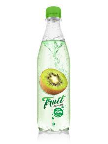 500ml PET bottle Sparking kiwi flavor juice