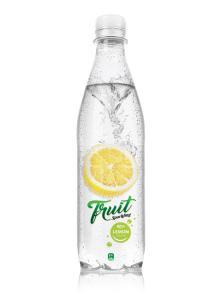 500ml PET bottle Sparkling lemon juice