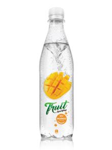 500ml PET bottle Sparkling mango juice