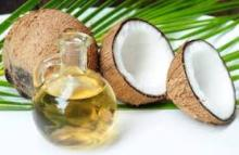 ORGANIC VIRGIN COCONUT OIL for sales