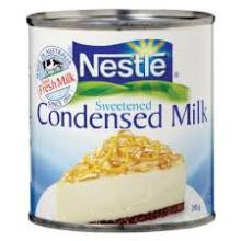 LIQUID CONDENSED MILK..