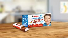 Ferrero Kinder Country Schokolade 207g - The Original from Germany Ready to Export.